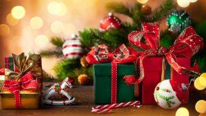 Hộp quà giáng sinh ý nghĩa