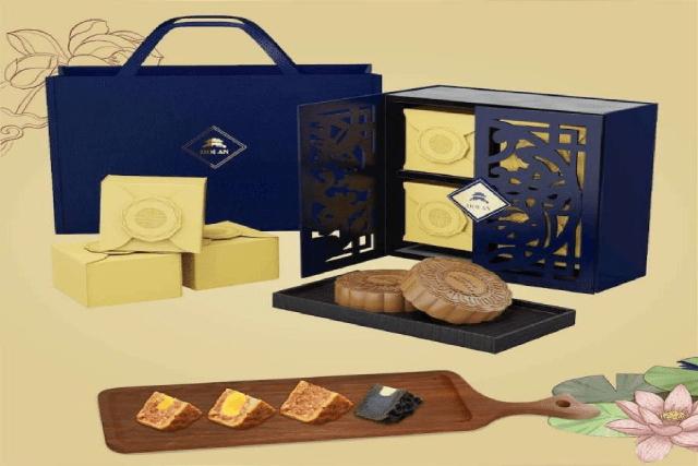 Combo bánh trung thu Hoa Viên