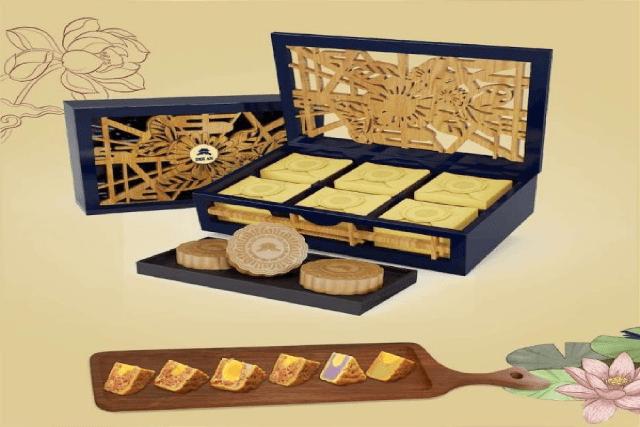 Combo bánh trung thu Phú Quý