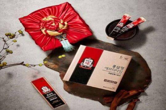 Hộp quà tết Hàn Quốc