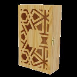 Mẫu hộp gỗ 02