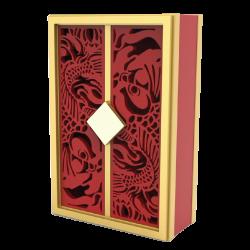 Mẫu hộp gỗ 04