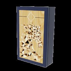 Mẫu hộp gỗ 05