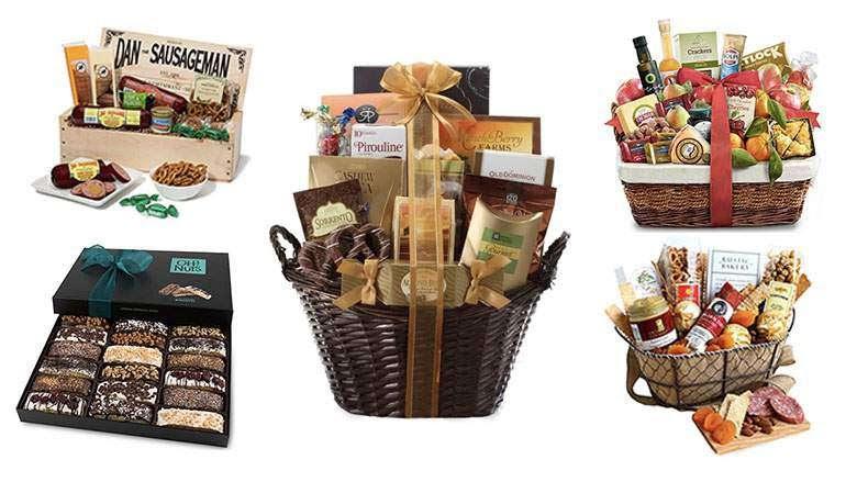 Giỏ đựng quà có đa dạng kiểu dáng, phù hợp với từng nhu cầu sử dụng riêng