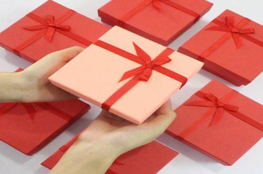 Hộp đựng quà có thể bảo vệ sản phẩm bên trong